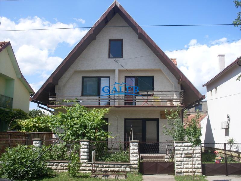 Kuća Gradnulica Zrenjanin