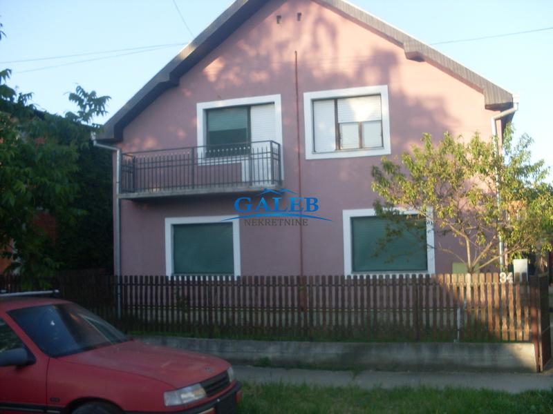 Kuća Bagljaš Zrenjanin