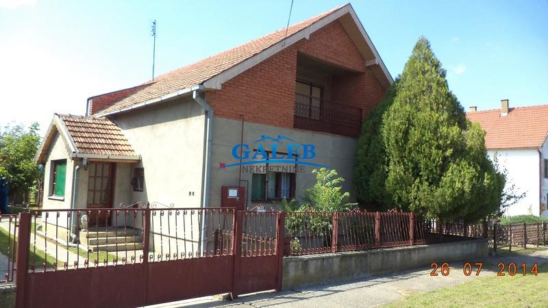 Kuća Ečka Zrenjanin