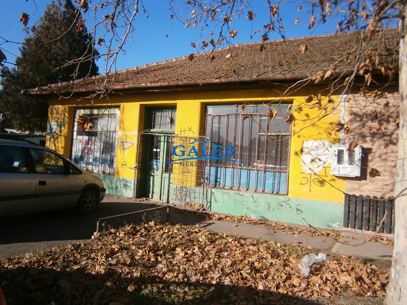 Poslovni prostor , Zrenjanin , Prodaja | Lokal Nova Kolonija Zrenjanin